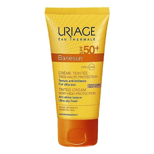 Bariésun crème teintée dorée SPF50+ 50ml