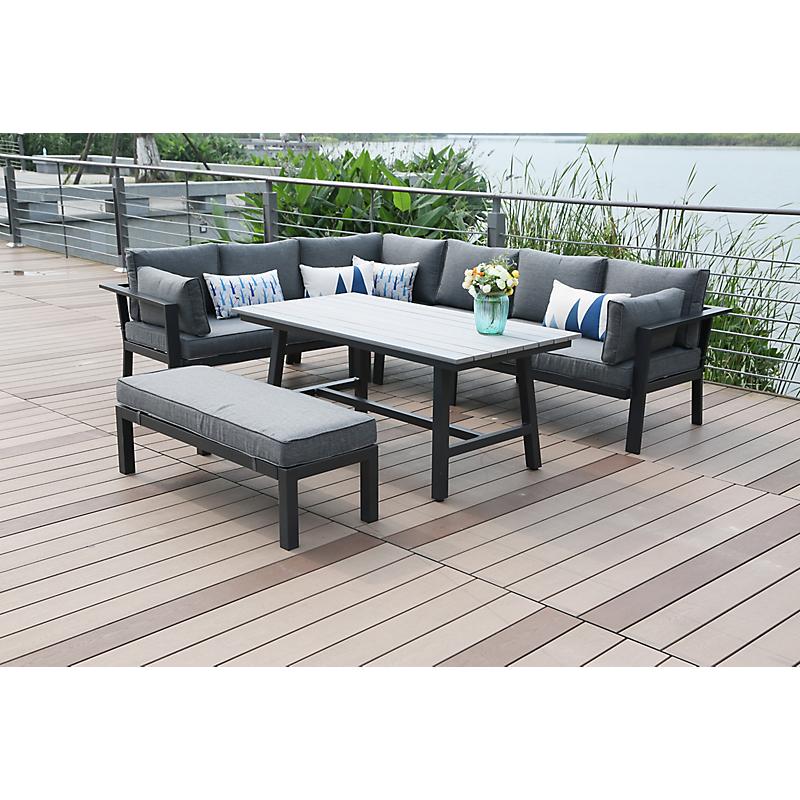Salon de jardin Lounge COMPORTA