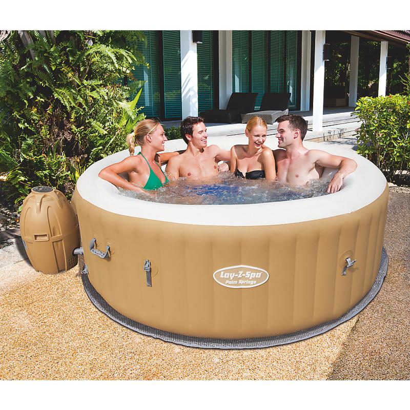 jacuzzi palm springs 4 6 places maison et loisirs e. Black Bedroom Furniture Sets. Home Design Ideas