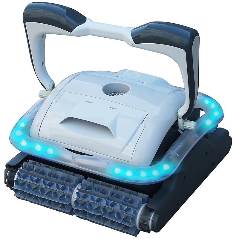 robot nettoyeur piscine raptor led maison et loisirs e. Black Bedroom Furniture Sets. Home Design Ideas