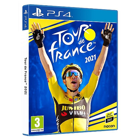 Tour De France 2021 Ps4 Au Meilleur Prix E Leclerc