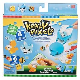 Set De Démarrage Krazy Pixels - Animaux - Krazy Pixels - 38551