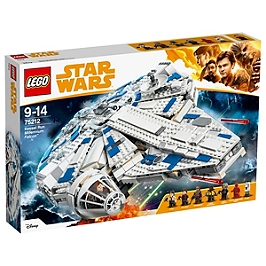 LEGO - LEGO® Star WarsTM - Le Faucon Millenium du raid de Kessel - 75212 - 75212