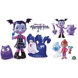 Vampirina - Blister 3 Figurines - Modèle Aléatoire - Disney - VAM06