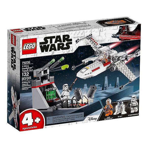 Lego® La Star Wingtm Chasseur Tranchée De Stellaire X Warstm eBdorCx