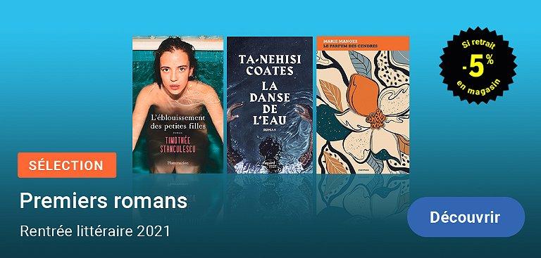 Rentrée littéraire : Premiers romans