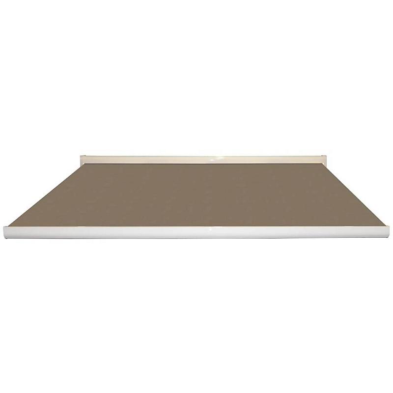 Store coffre LISBOA blanc manuel 3 x 2 m S130