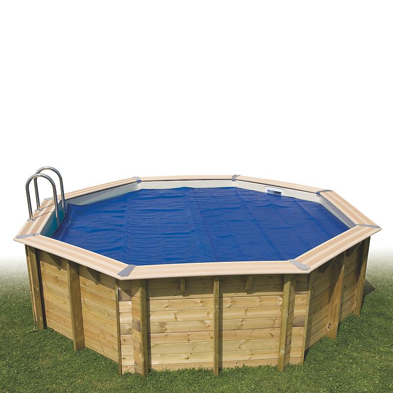 b che bulles t pour piscine octogonale 430 cm. Black Bedroom Furniture Sets. Home Design Ideas