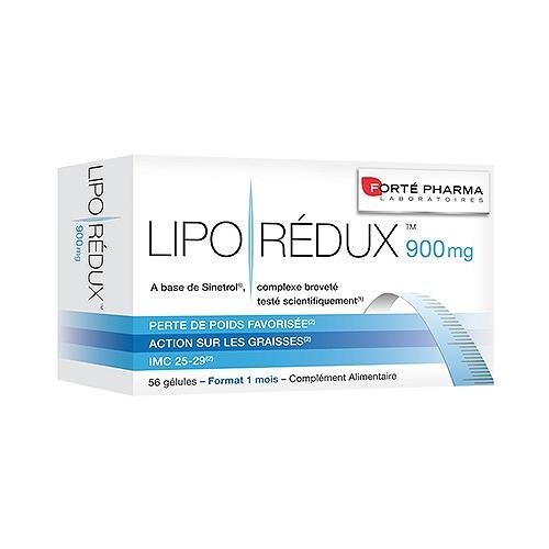 Forte Pharma Liporedux 900mg 56 gélules