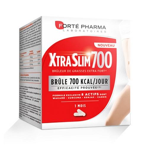 Xtraslim700  brûleur de graisses 120 gélules