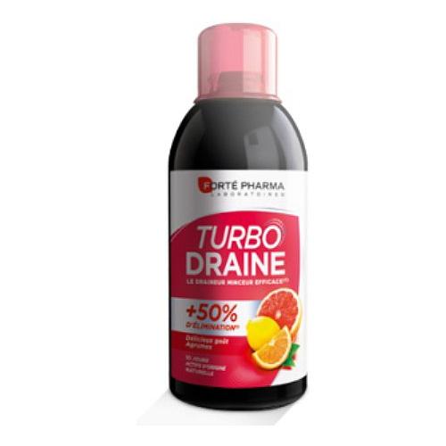 Turbo draineur minceur  500ml - goût : Agrume