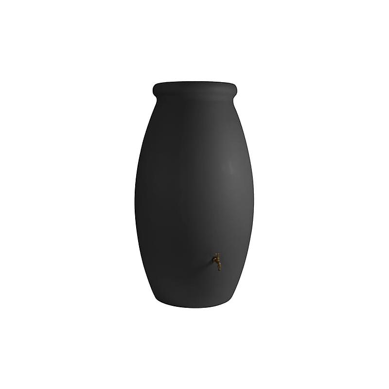 Récupérateur d'eau de pluie anthracite 1000 L