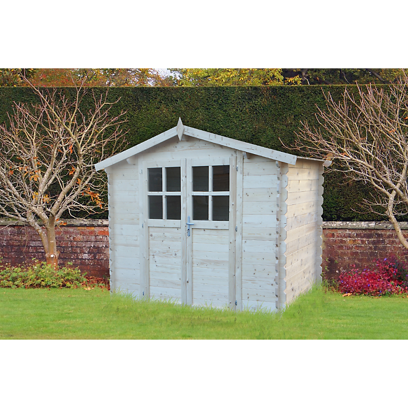 Abri de jardin Azur bois 6 m²