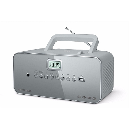 Radio CD MUSE M 28LG | E.Leclerc High Tech