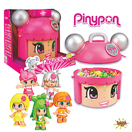 PINYPON BOX NEON PARTY