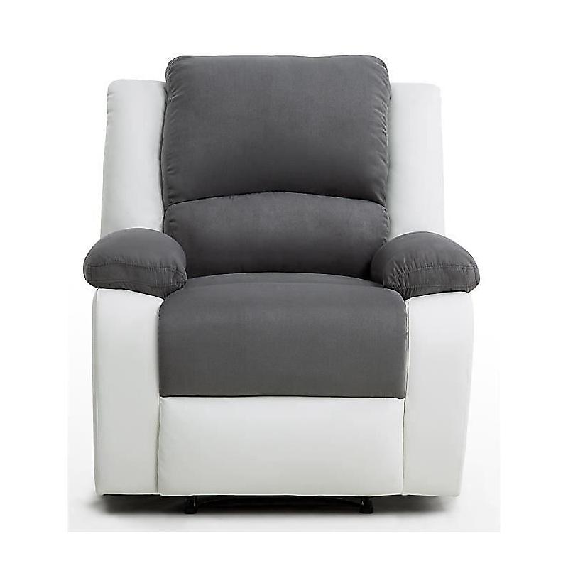fauteuil de relaxation une place maison et loisirs e leclerc. Black Bedroom Furniture Sets. Home Design Ideas