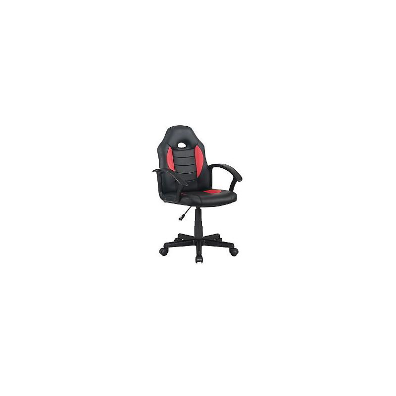 Chaise de bureau gaming dactylo RACING PU/PVC