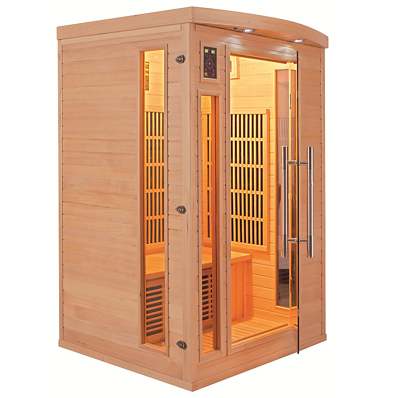 Sauna Apollon 2 places