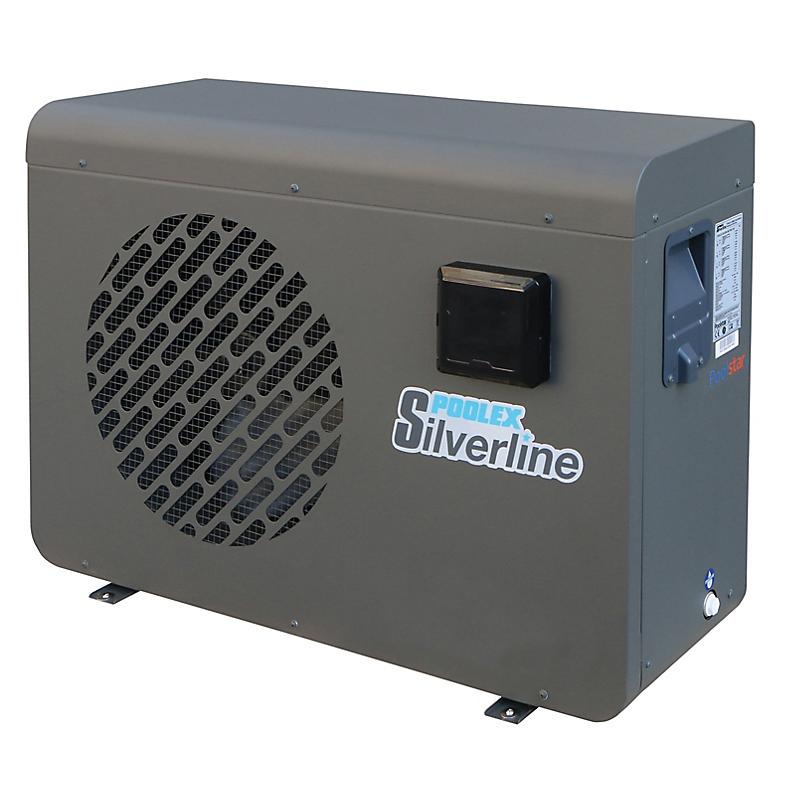 Pompe à chaleur SILVERLINE 7Kw pour Piscine <40M3