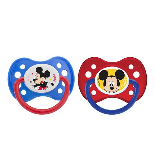 Sucette anatomique +6 mois duo mickey