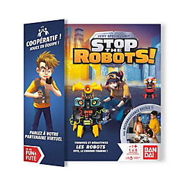 Very Special Unit : Stop The Robots - Bandai Games - ZZ20112