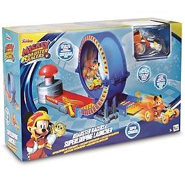 Lanceur Super Looping Mickey & Ses Amis Top Départ - Mickey Roadster Racers - 183827