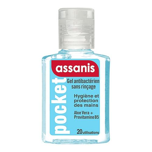 Gel Assanis Pocket 20ml
