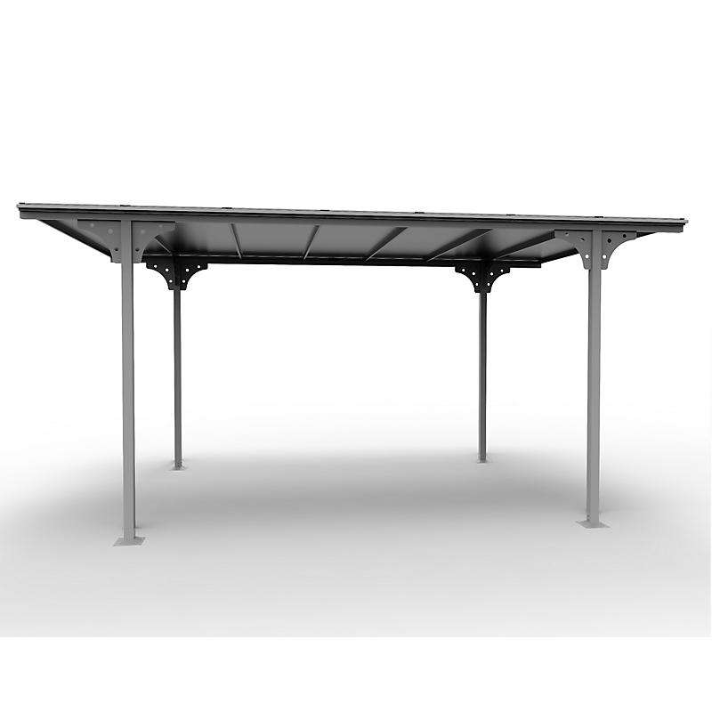 Carport Aluminium 14,70 m²