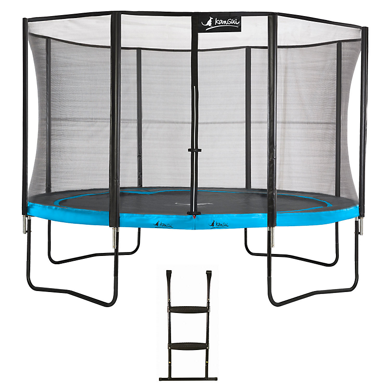Trampoline Punchi ATOLL 360 + échelle - KANGUI