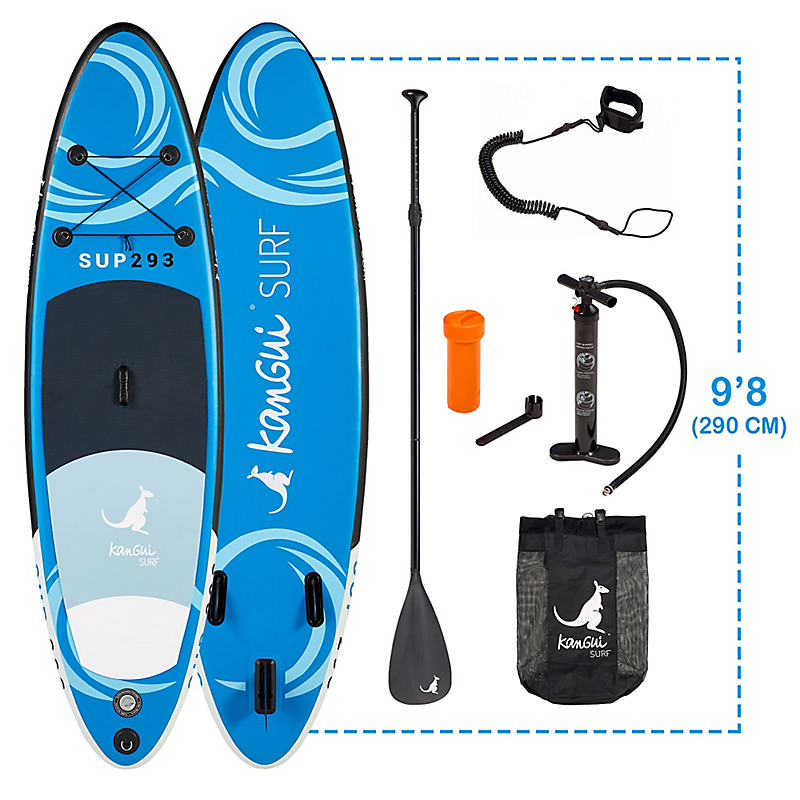 Stand Up Paddle Gonflable 293 cm - KANGUI