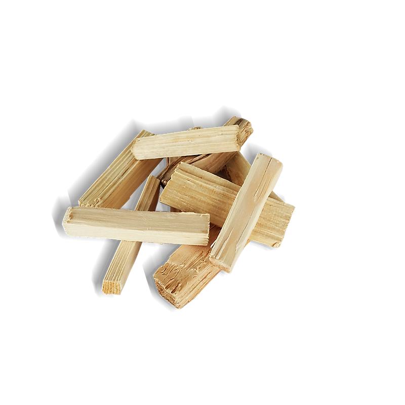 1 pack : 2400 DM³ de bûches de 25 cm + 8 sacs de bois d'allumage - WOODSTOCK