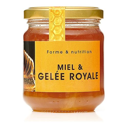 Miel Gelee Royale 250g A Prix E Leclerc