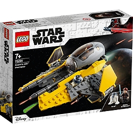 Lego® Star Wars - L'intercepteur Jedi D'anakin - 75281 - 75281