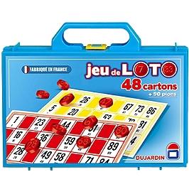 Jeu de Loto 48 Cartons - 148