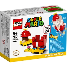 Lego® Super Mario - Pack De Puissance Mario Hélice - 71371 - 71371