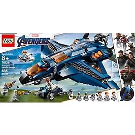 LEGO® Marvel Super HeroesTM - Le Quinjet des Avengers - 76126 - 76126