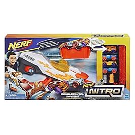 Nerf Nitro Doubleclutch Inferno - HASE0858EU40