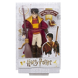 Poupee Quidditch Harry Potter - Harry Potter - GDJ70