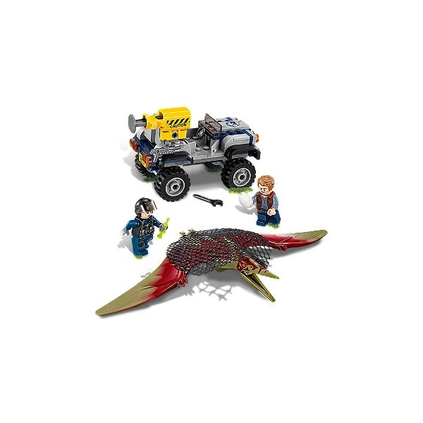 Poursuite Worldtm La Lego® Course 75926 Du Ptéranodon Jurassic m8wvn0N