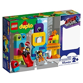 LEGO® DUPLO® Movie - Les visiteurs de la planète DUPLO® d'Emmet et Lucy - 10895 - 10895