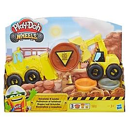 Pdoh Wheels - Pelleteuse Et Bulldozer - Hasbro - E4294EU40