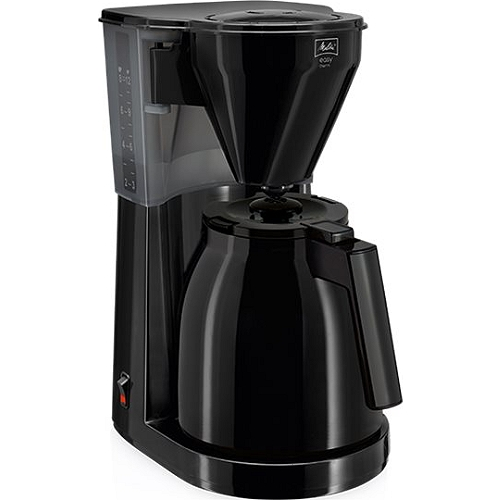 cafetiere filtre isotherme melitta easy therm 1010 06 noir e leclerc high tech. Black Bedroom Furniture Sets. Home Design Ideas