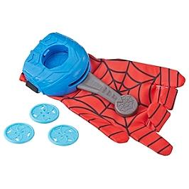 Marvel Spider-Man  Gant Lance Disque De Spider-Man  Accessoire De Déguisement - Marvel Characters Inc. - E3367EU40