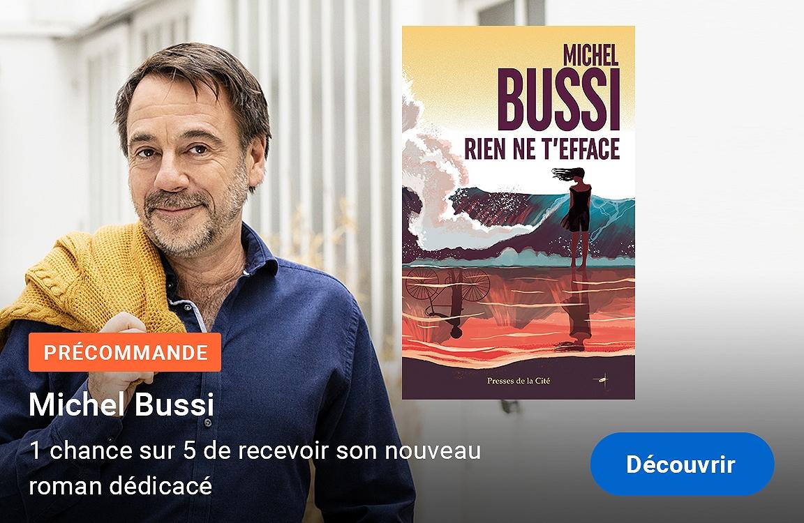 Michel Bussi - Rien ne t'efface