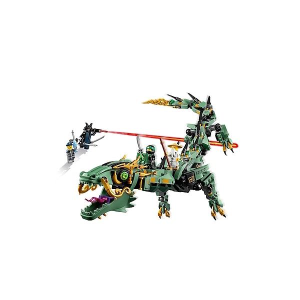 70612 De Lego® Dragon D'acier Lloyd Ninjago® Le qSMVpUz