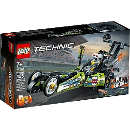 Lego® Technic - Le Dragster - 42103 - 42103