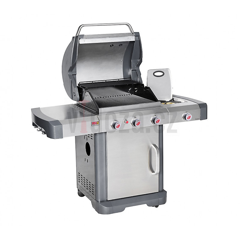 "Barbecue gaz ""AVALON 3.1 PTS+"" 4 brûleurs - LANDMANN"