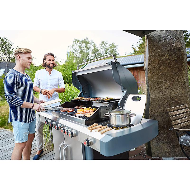 Barbecue Gaz Avalon 61 Pts 6 Brûleurs Landmann