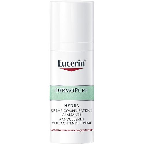 Dermopure hydra crème compensatrice apaisante 50ml