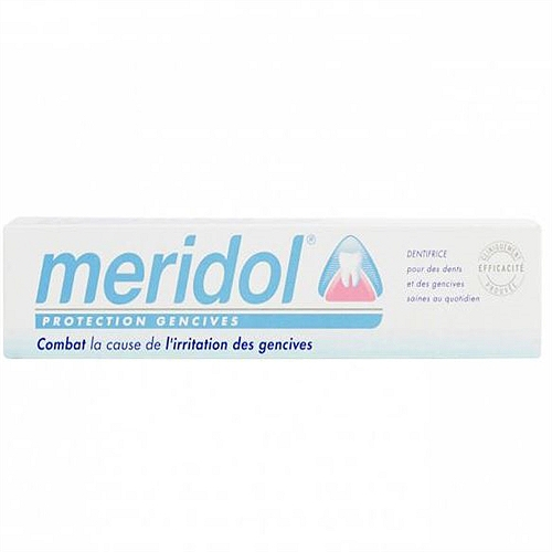 Dentifrice gencives meridol 75 ml